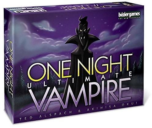 Bezier Games One Night Ultimate Vampire