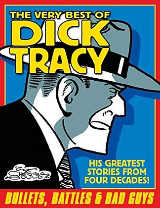 Best of Dick Tracy Volume 1 Paperback – January 1, 2011  by Chester Gould