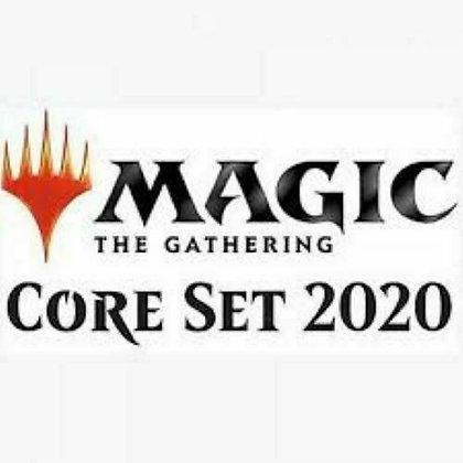 One English Magic the Gathering CORE SET 2020 Prerelease Kit