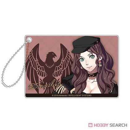 """Fire Emblem Three Houses"" Acrylic Key Chain 10 Dorothea"