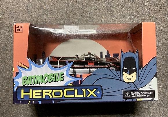 WIZKIDSHEROCLIX BATMAN CLASSIC TV BATMOBILE  WIZKIDS/NECA