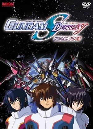 Gundam Seed Destiny: Final Plus DVD