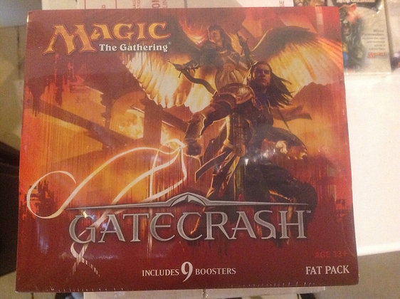 MTG Magic the Gathering GATE CRASH FAT PACK SEALED
