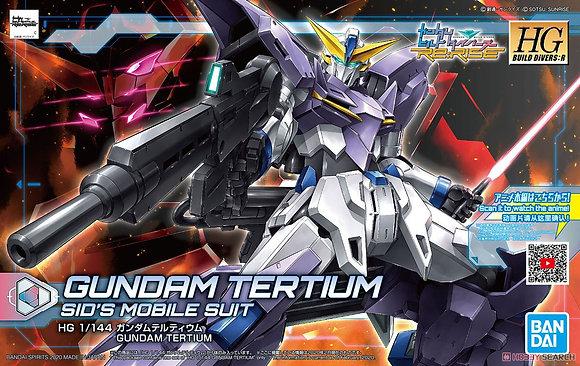 BandaiMobile Suit Gundam Gundam Tertium (HGBD:R) (Gundam Model Kit)