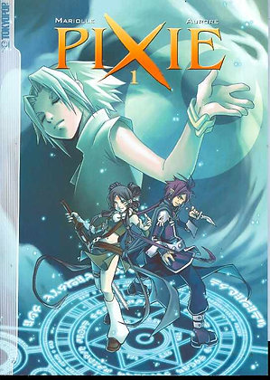Pixie Volume 1Paperback – February 3, 2009  byAurore(Author),Mathieu Marioll