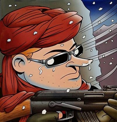 RED RASCALS WAR DOONESBURY COLL TP  ANDREWS MCMEEL