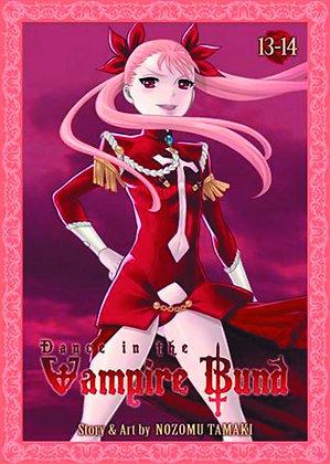 DANCE IN VAMPIRE BUND OMNIBUS VOL 05 (MR) SEVEN SEAS ENTERTAINMENT LL