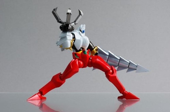 Revoltech: 008 Shin Getter Robo 2 Action Figure