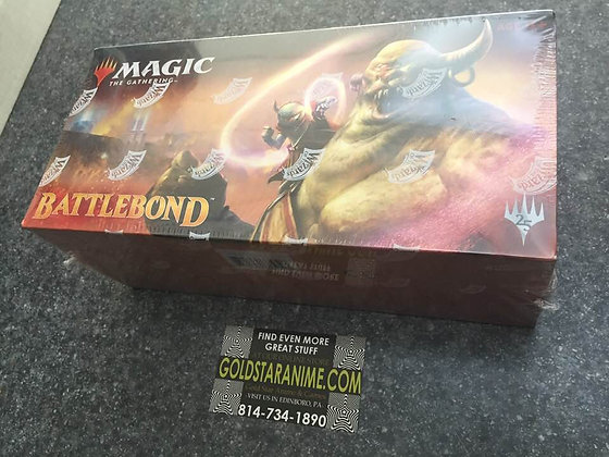 Magic the Gathering CCG: Battlebond Booster Box Sealed 36 packs