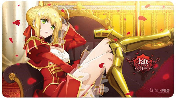 Fate Extra Nero Play Mat