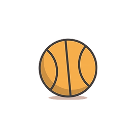 pngtree-basketball-with-pastel-color-des