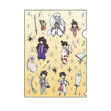 """Clear File """"InuYasha"""" 02 Sesshomaru Party & Naraku Ippa & Bankotsu & Jakotsu Yel"""