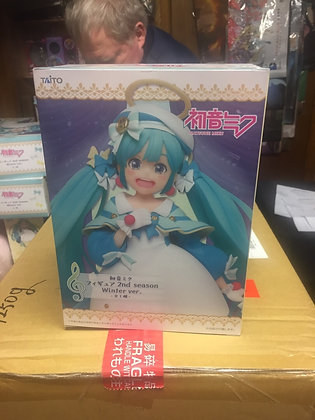 """Hatsune Miku"" Figure 2nd Season Winter Ver.by TAITO"