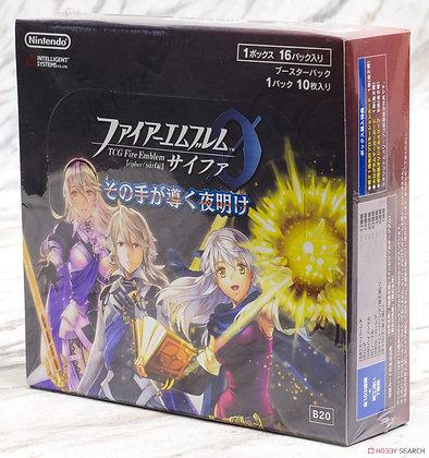 Nintendo Sealed Booster Box (16 ct) TCG Fire Emblem 0 (Cipher) Sonote ga Michibi