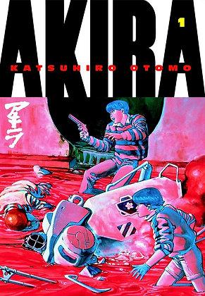 Akira, Vol. 1Paperback – Illustrated, October 13, 2009  byKatsuhiro Otomo
