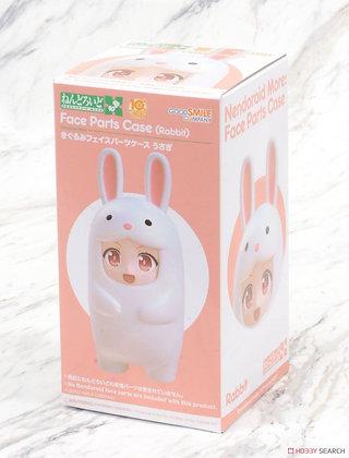 Nendoroid More Kigurumi Face Parts Rabbit