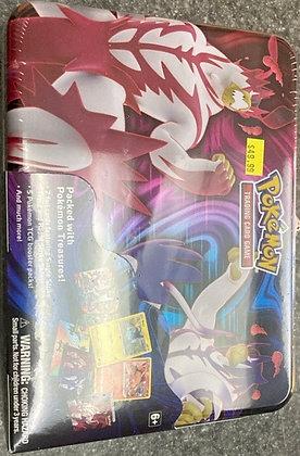 Pokemon Collector Chest Spring 2021: Single Strike Tepig/Rapid Strike Shinx