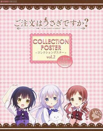 Gochumon wa Usagi Desu ka? Poster Collection