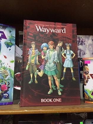 Wayward Book 1: Deluxe Kindle & comiXology by Jim Zub  (Author), Steve Cummings