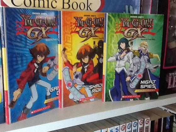 3 Yu-Gi-Oh! GX (Manga) ( 3 Books)