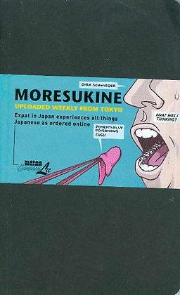 MORESUKINE GN (C: 0-1-2) NBM (W/A/CA) Dirk Schwieger by Dirk Schwieger An ex-pat