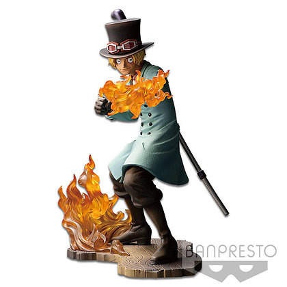 ONE PIECE STAMPEDE MOVIE SABO POSING FIGURE BANPRESTO From Banpresto. St