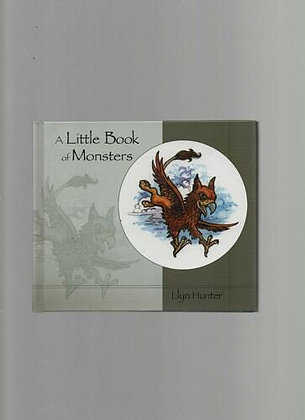 A Little Book of MonstersHardcover – February 5, 2007  byLlyn Hunter(Author,