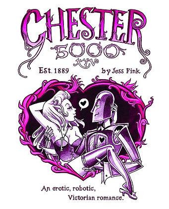CHESTER 5000 HC 01 (A) (C: 1-0-0) IDW - TOP SHELF (W/A/CA) Jess Fink 1885, a tim
