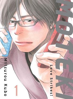 MOTEKI LOVE STRIKES Vol. 1,2 (Manga)