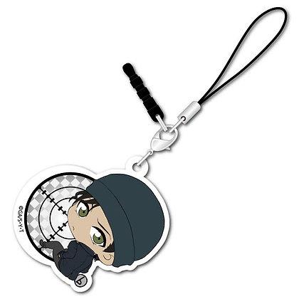 """""""Detective Conan"""" Bocchi-kun Acrylic Charm Akai Shuichi"""