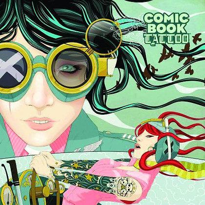 COMIC BOOK TATTOO SoftCover IMAGE COMICS (W/A) David Mack & Various (CA) Jason L