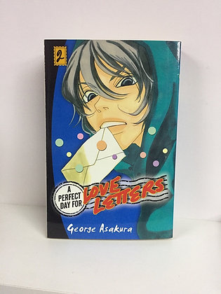A Perfect Day for Love Letters Vol 2 Manga Paperback – November 29, 2005