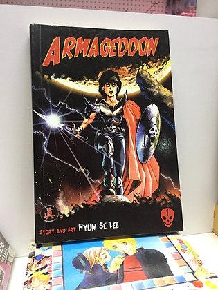 Armageddon Vol 1 Manga Paperback – September 1, 2004  byHyun Se Lee(Author)  E