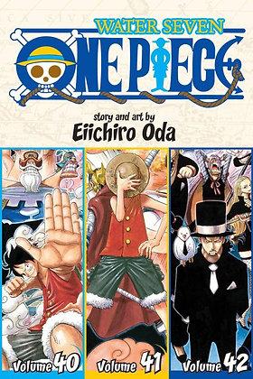 One Piece: Omnibus Vol. 14 Water Seven 40-41-42 (Manga)