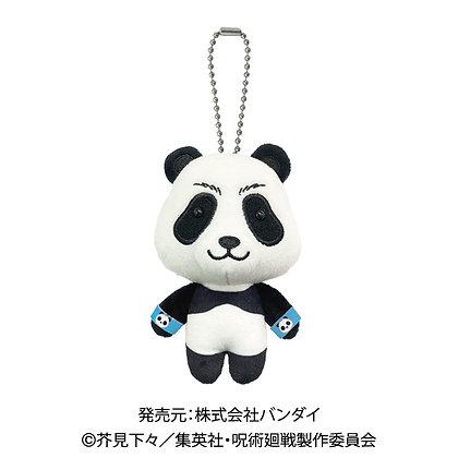 "Bandai ""Jujutsu Kaisen"" Ball Chain Mascot Panda"