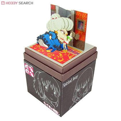 """Miniatuart Kit Studio Ghibli Mini """"Spirited Away"""" Yubaba and Chihiro"""