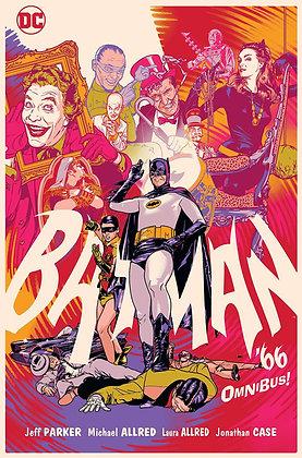 Batman '66 Omnibus Hardcover – August 14, 2018 by Jeff Parker  (Author), Mike Al