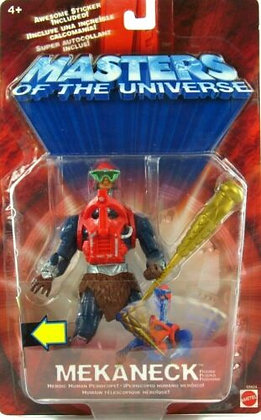 Masters of the Universe Mekaneck Action Figure