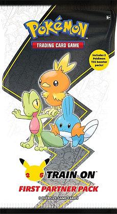 Pokemon TCG: First Partner Pack: Kalos