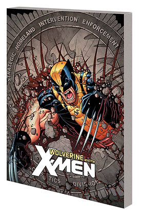 WOLVERINE AND X-MEN BY JASON AARON TP VOL 08 MARVEL COMICS (W) Jason Aaron (A)