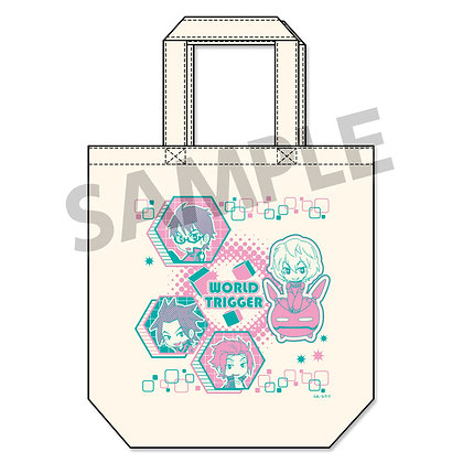 """""""World Trigger"""" Tote Bag Vol. 1  by Hobby Stock"""