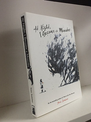 At Night, I Become a Monster (Novel) Paperback – April 28, 2020 by Yoru Sumino