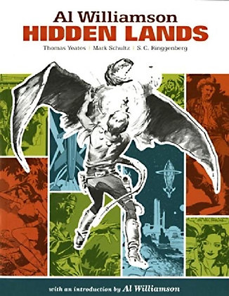 Al Williamson: Hidden Lands Paperback – November 16, 2004 by Thomas Yeates (Auth