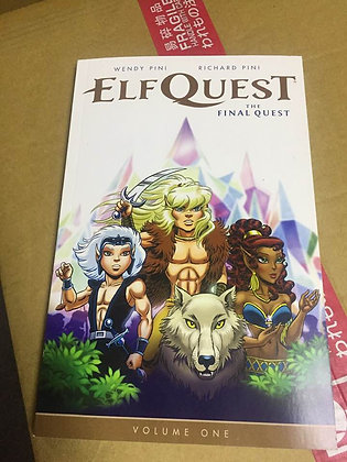 ELFQUEST FINAL QUEST TP VOL 01 DARK HORSE COMICS (W) Wendy Pini, Richard Pini (A