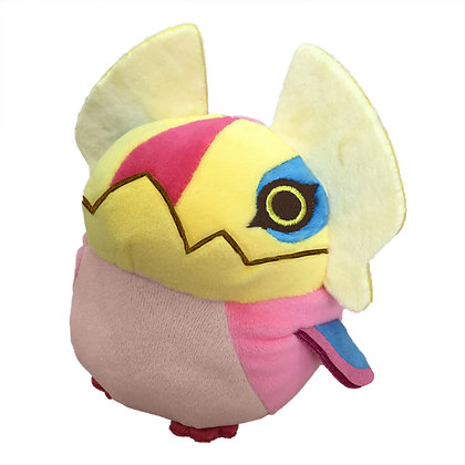 "Capcom  ""Monster Hunter"" MochiKawa Plush Yian Kut-Ku  4976219097352"