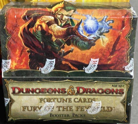 Dungeons and Dragons Fortune Cards: Fury of the Feywild