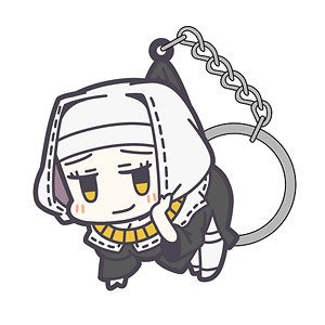 Fate/Grand Order Alter Ego/Kiara Sessyoin Tsumamare Key Ring