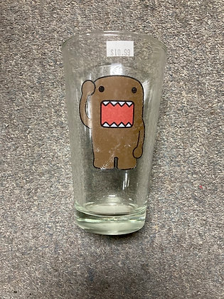 DOMO ARM UP PINT GLASS  HOT PROPERTIES! MERCHANDISING