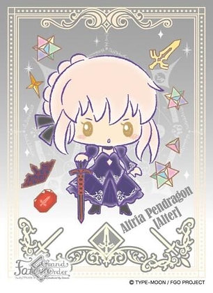 Fate Grand Order Sanrio Altria Pendragon Lancer Alter Character Sleeves EN-652
