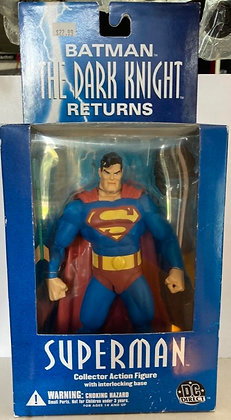DC Comics Batman The Dark Knight Returns Superman Action Figure